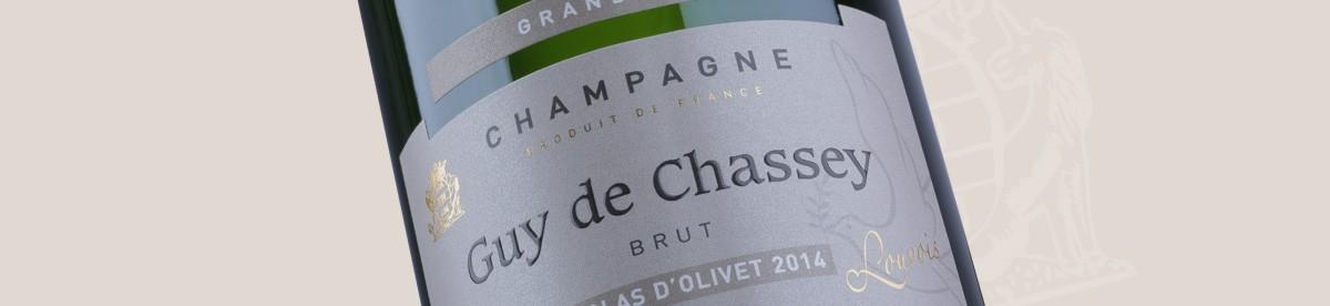 Brut Cuvée Réservée Nicolas d'Olivet 2014